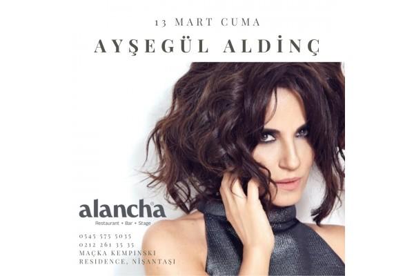 Aysegul aldinc at Alancha